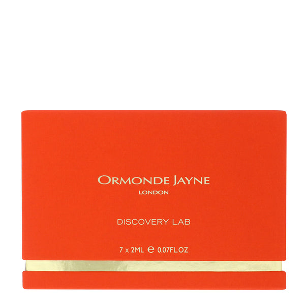 Ormonde Jayne - Discovery Lab Signature Collection