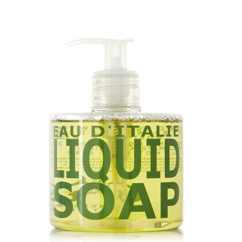 Eau d'Italie - Liquid Soap 10oz