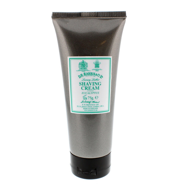Eucalyptus Shaving Cream - Tube 2.6oz by D.R. Harris