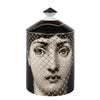 Burlesque candle - gold edition by Fornasetti