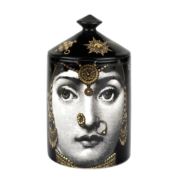 L'Eclaireuse Candle by Fornasetti