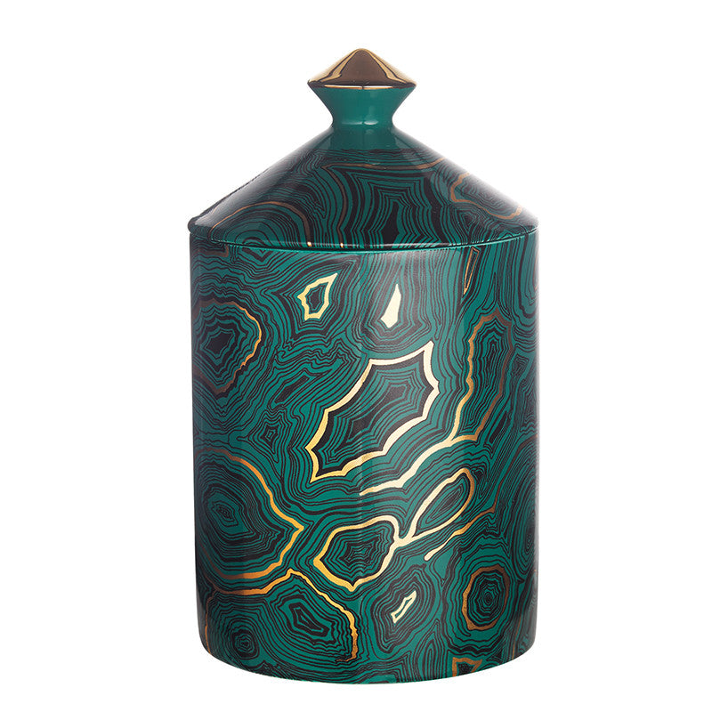 Malachite - Candle 10.5oz by Fornasetti