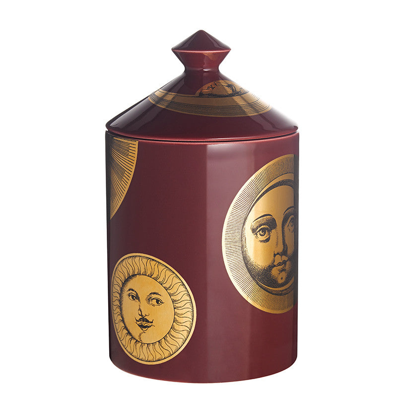 Sole e Luna Rouge - Candle 10.5oz by Fornasetti