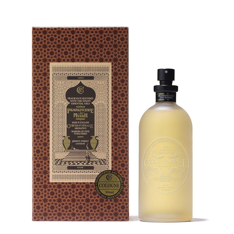 Frankincense & Myrrh Cologne Spray 100ml Czech & Speake