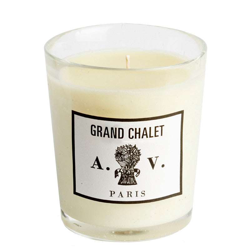 Grand Chalet Candle | Astier de Villatte Paris Collection | Aedes.com