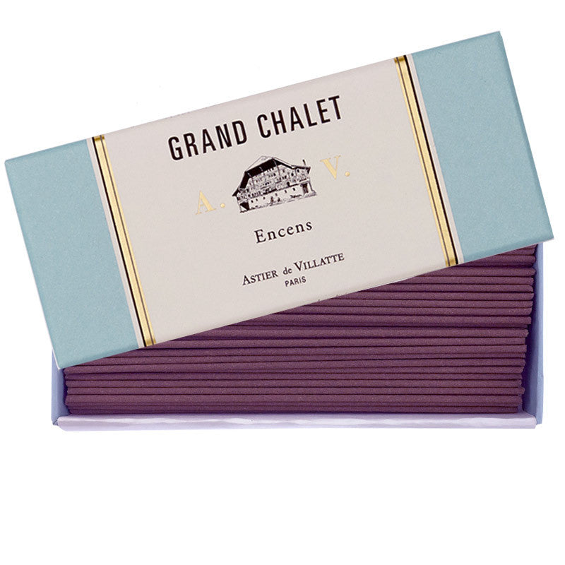 Grand Chalet - Incense Box (120 sticks)