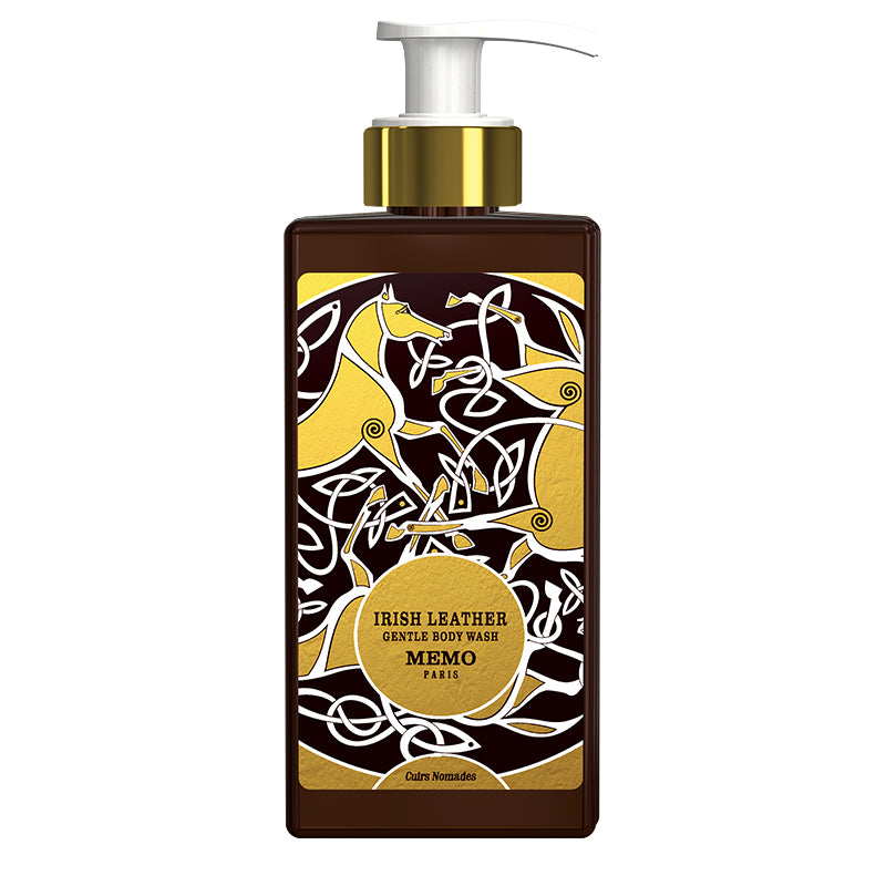 Irish Leather - Body Wash 8.5oz by Memo