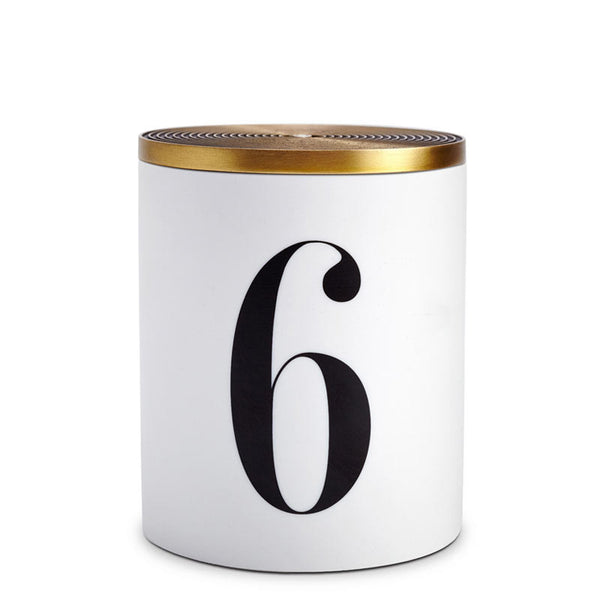 Jasmin d'Inde No.6 candle by L'Objet