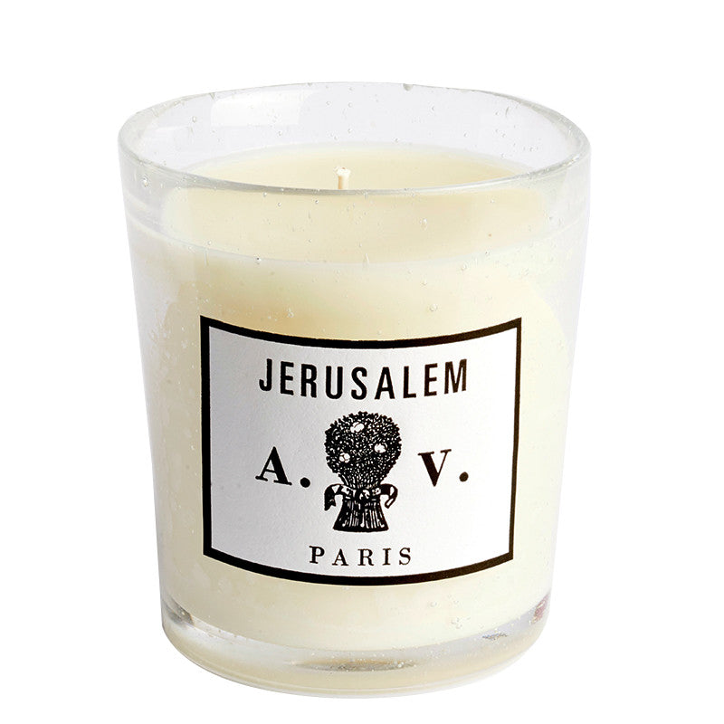 Jerusalem Candle | Astier de Villatte Paris Collection | Aedes.com