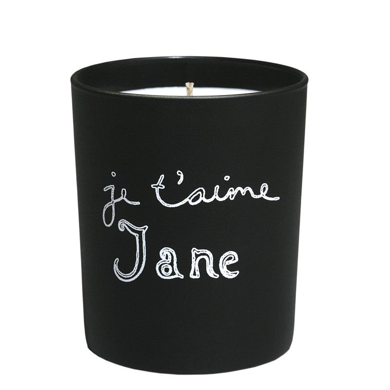 Je t'aime Jane - Candle 6.2oz by Bella Freud