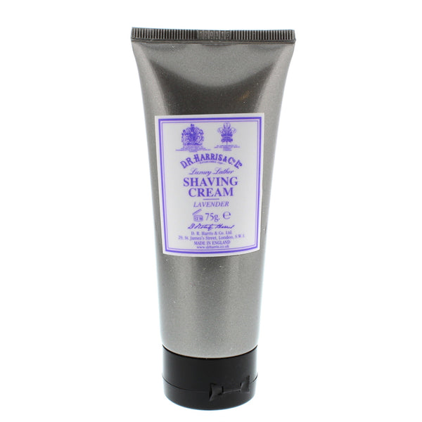 Lavender Shaving Cream - Tube 2.6oz by D.R. Harris