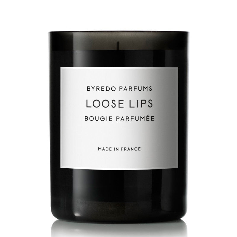 Loose Lips Candle | Byredo Collection | Aedes.com