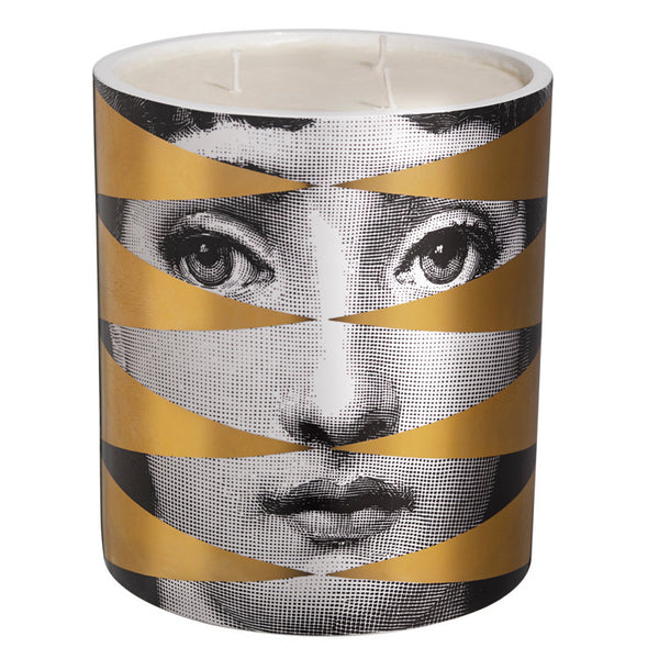 Losanghe - Candle 3-wick 67oz by Fornasetti