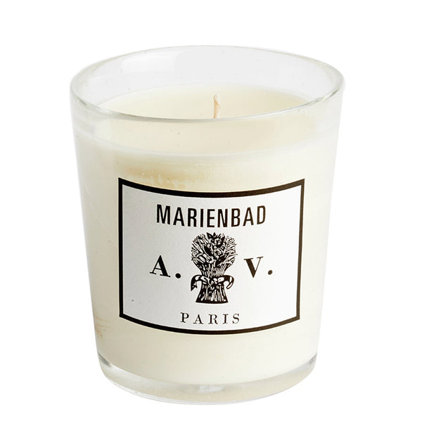Marienbad - Candle (glass) 8.3oz by Astier de Villatte