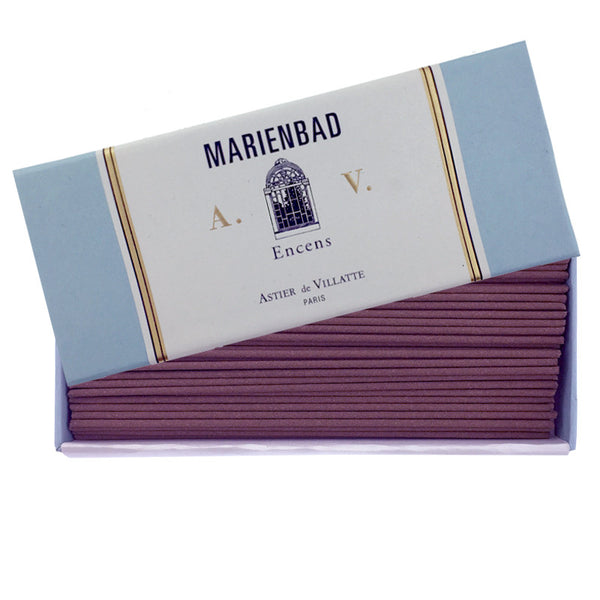 Marienbad - Incense Box (120 sticks) by Astier de Villatte
