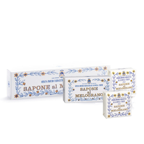 Melograno Soap Bar Set | Santa Maria Novella Collection | Aedes.com