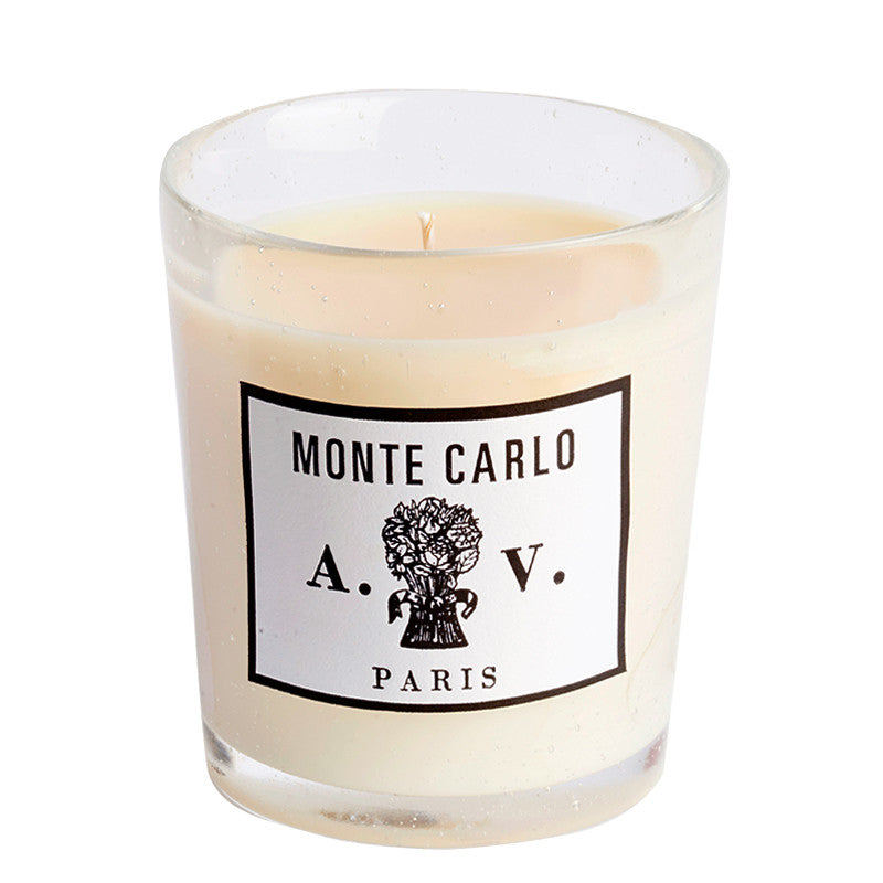 Monte Carlo - Candle (glass) 8.3oz by Astier de Villatte