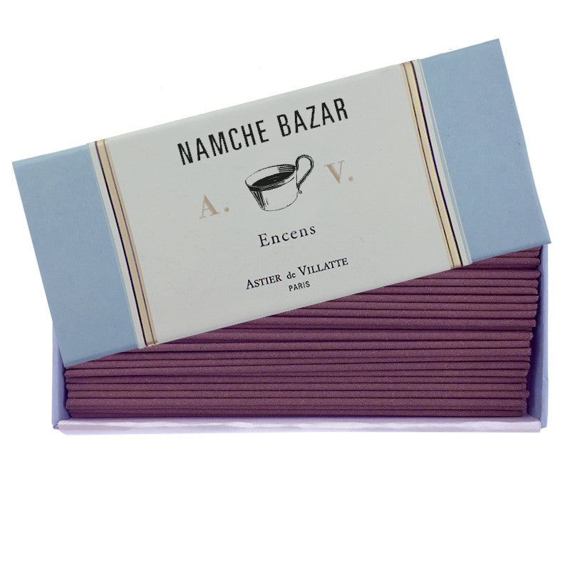 Namche Bazaar Incense | Astier de Villatte Collection | Aedes.com