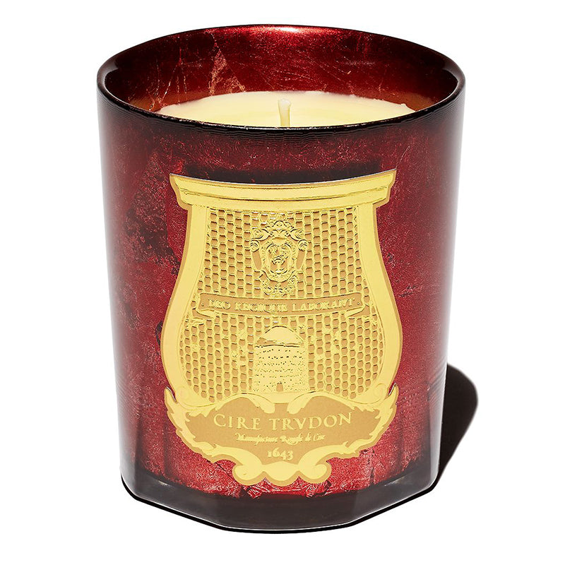 Holiday 2019 - Nazareth Limited Edition Red Candle 9.5oz Cire Trudon