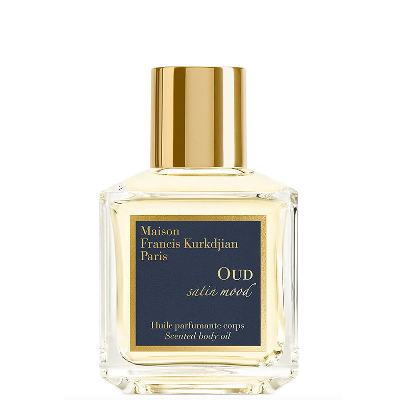 Oud Satin Mood - Scented Body Oil 2.4oz Maison Francis Kurkdjian