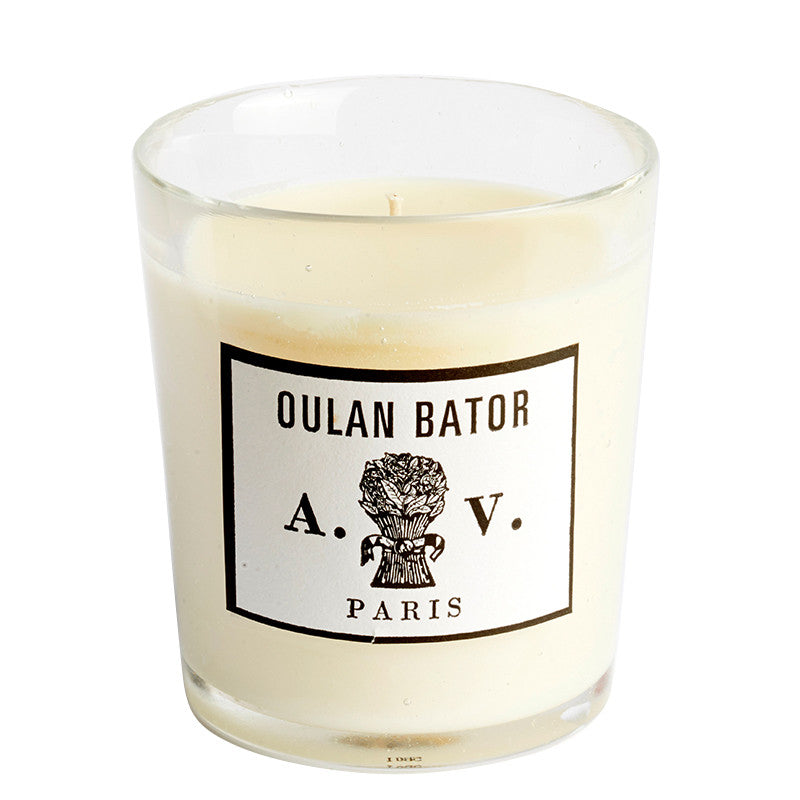 Oulan Bator - Candle (glass) 8.3oz by Astier de Villatte
