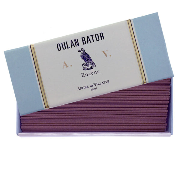 Oulan Bator - Incense Box (120 sticks) by Astier de Villatte