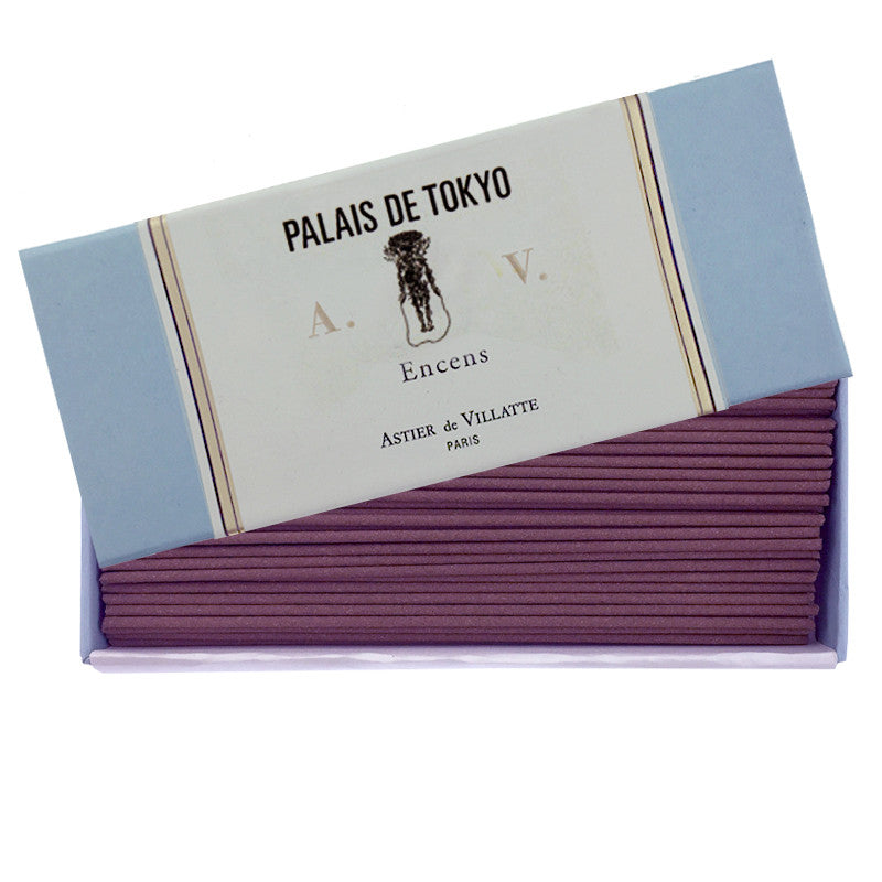 Palais de Tokyo Incense Box| Astier de Villatte Collection |Aedes.com