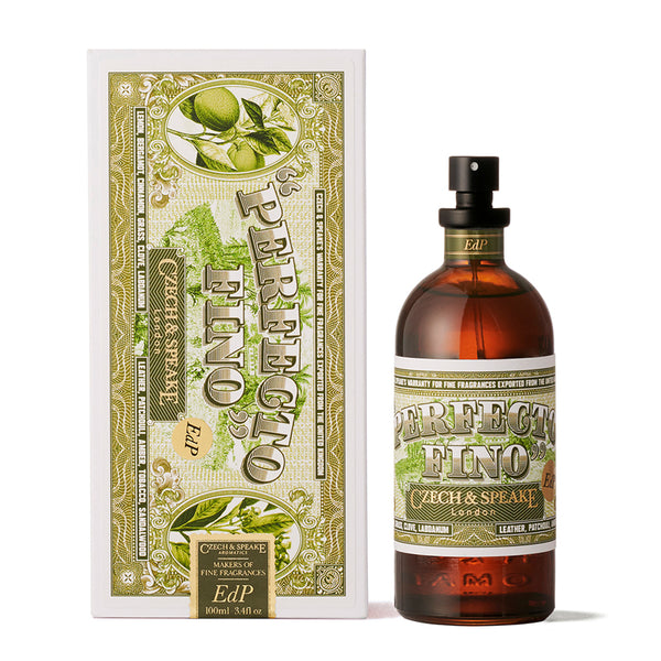 Perfecto Vino - Eau de Parfum  3.4oz Czech & Speake