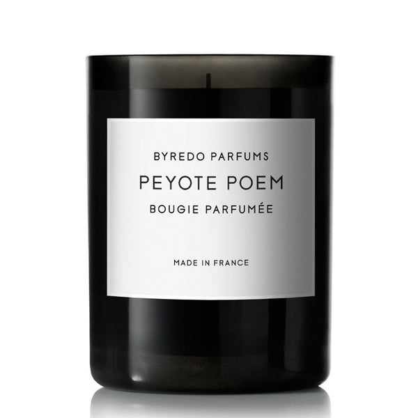 Peyote Poem Candle | Byredo Collection | Aedes.com