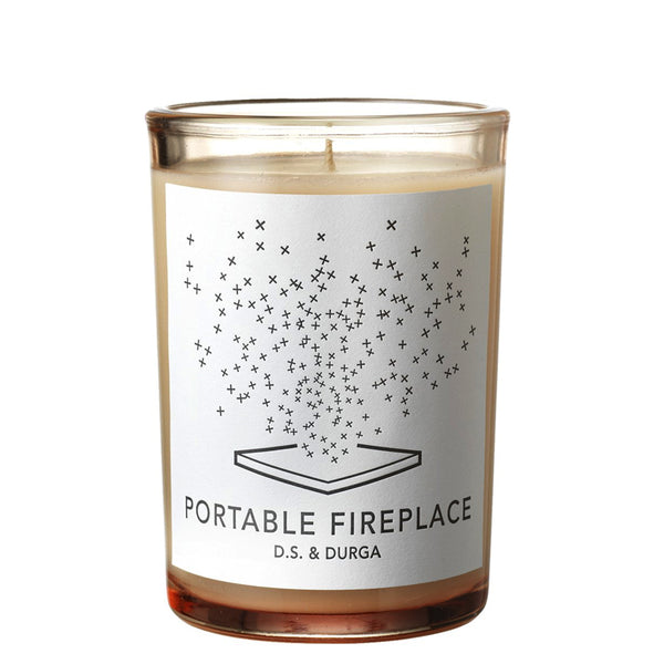 Portable Fireplace - Candle by DS & Durga