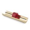 Red Jade Circa Incense Burner with Incense Sampler Kit