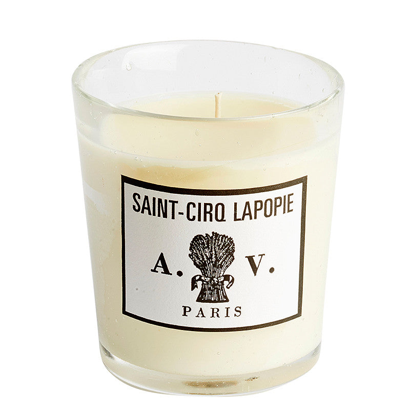Saint-Cirq Lapopie - Candle (glass) 8.3oz by Astier de Villatte