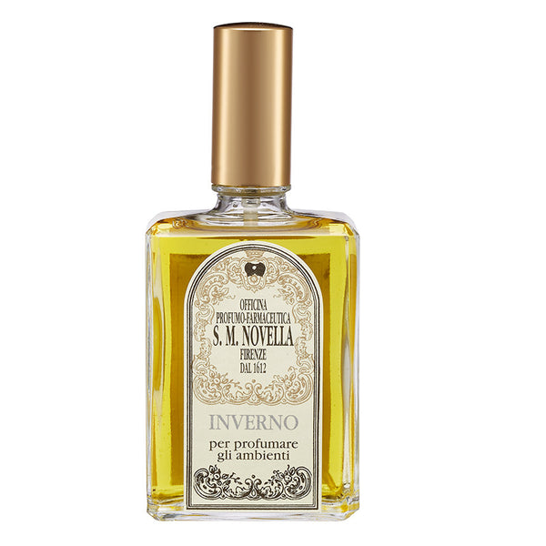 Profumo Per Ambiente Inverno - Winter Room Spray 3.4oz by Santa Maria Novella