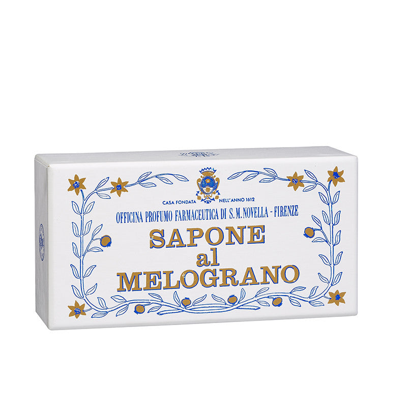 Melograno - Bath Soap Bar | Santa Maria Novella Collection | Aedes.com