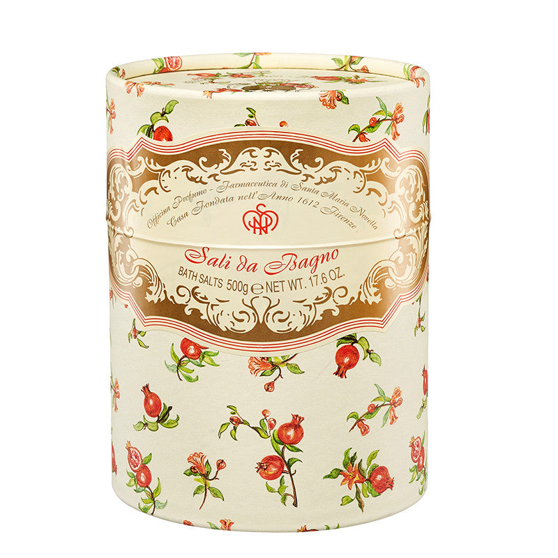 Melograno - Bath Salt 17.6oz by Santa Maria Novella