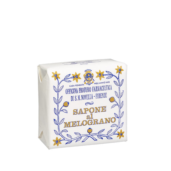 Melograno Toilet Soap Bar | Santa Maria Novella Collection | Aedes.com