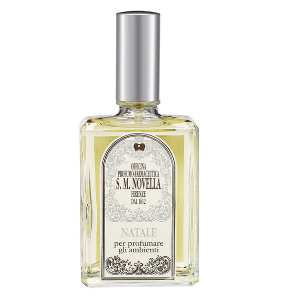 Profumo Per Ambiente Natale - Christmas Room Spray 3.4oz by Santa Maria Novella