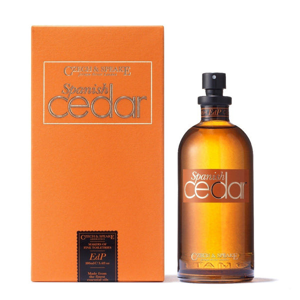 Spanish Cedar - Eau de Parfum 3.4OZ  BY CZECH & SPEAKE