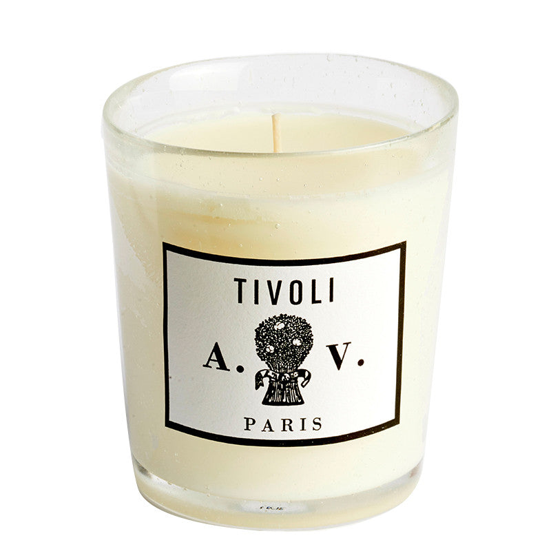 Tivoli - Candle (glass) 8.3oz by Astier de Villatte