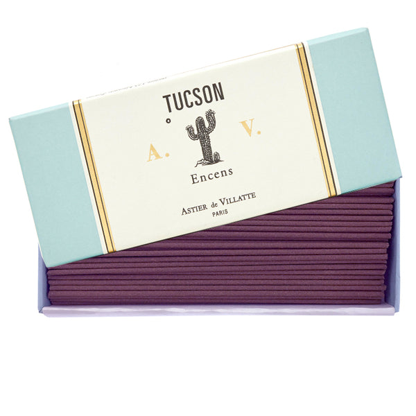 Tucson - Incense Box (120 sticks) Astier de Villatte