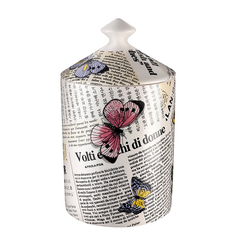 Ultime Notizie - Candle 10.5oz Fornasetti