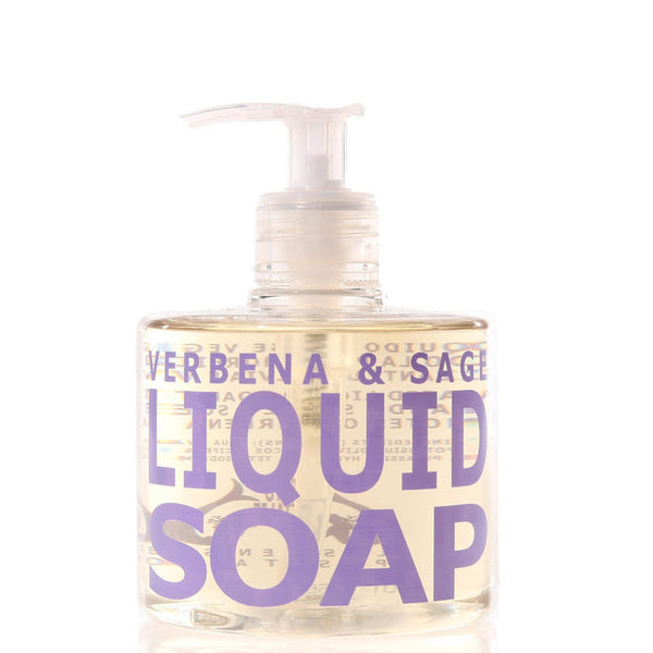 Verbena & Sage - Liquid Soap 10oz