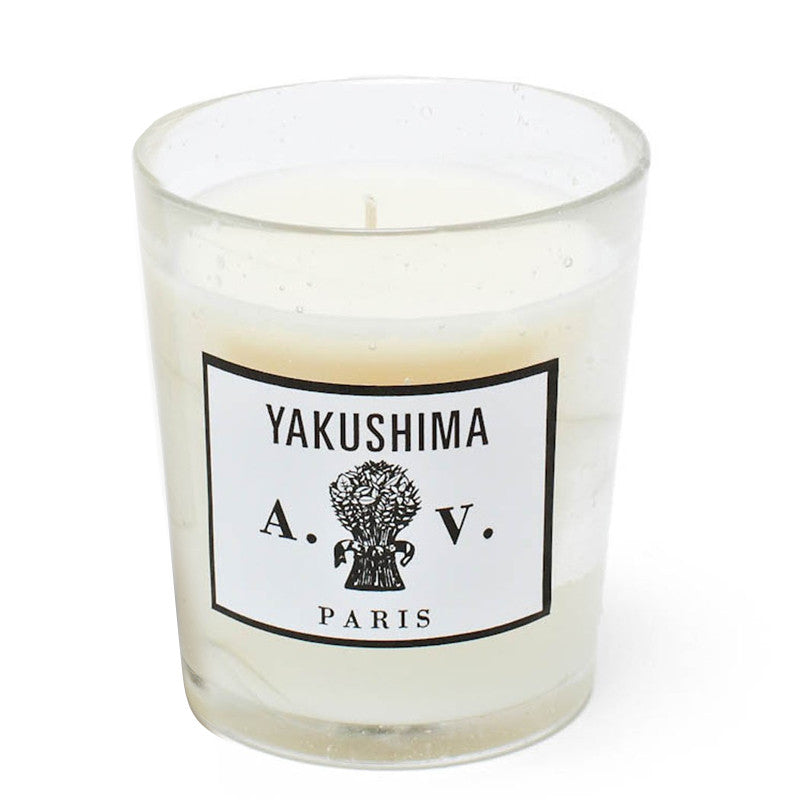 Yakushima Candle | Astier de Villatte Collection | Aedes.com