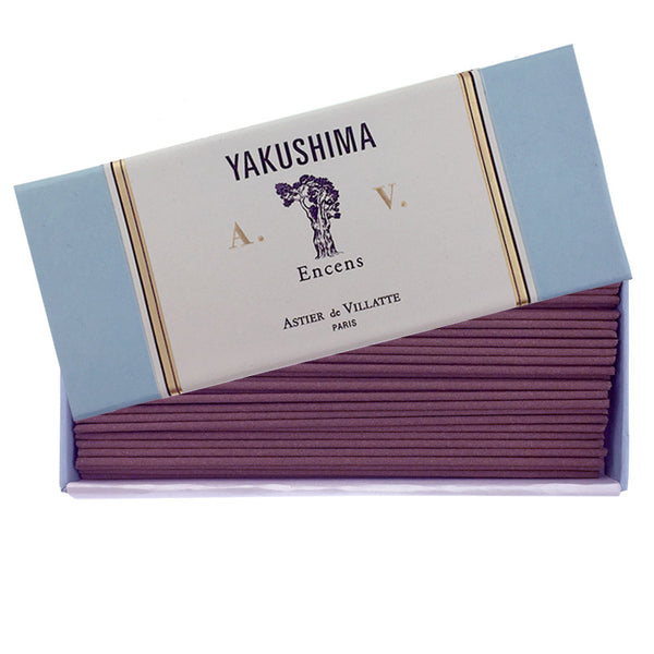 Yakushima - Incense Box (120 sticks) by Astier de Villatte