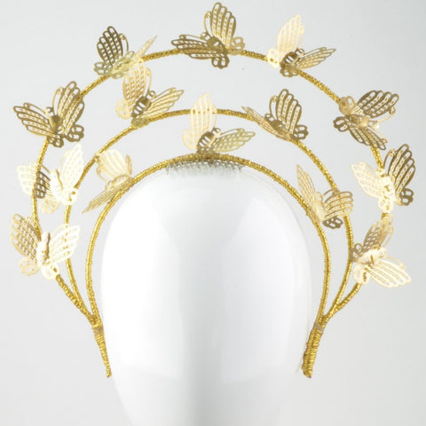 Butterfly Dancer (gold)