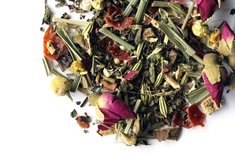 Herbal Yoga Vata Air Balancing Loose Leaf Organic Tea