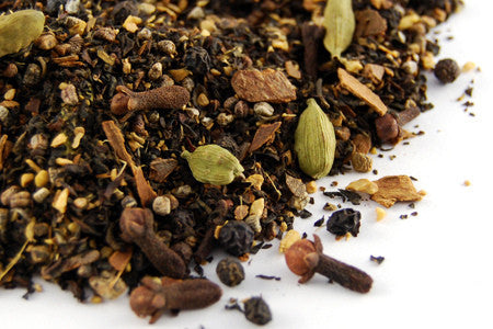 Holy Basil Chai Oragnic Loose Leaf Tea