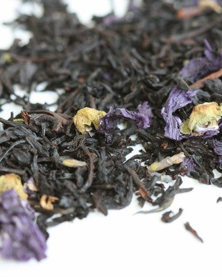 Tea Attic Lady Blue Earl Grey Organic  Loose Leaf Tea