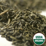 Chunmee Precious Eyebrows  Organic Loose Leaf Green Tea- Daily Drinking Tea