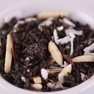 Coconut Currant Organic Loose Leaf Black Tea